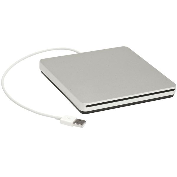 Super Slim USB 2.0 Slot-in DVD-RW External PC Optical Drive