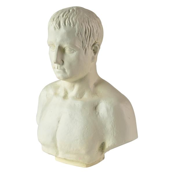 Barros Decorative Polyresin Bust