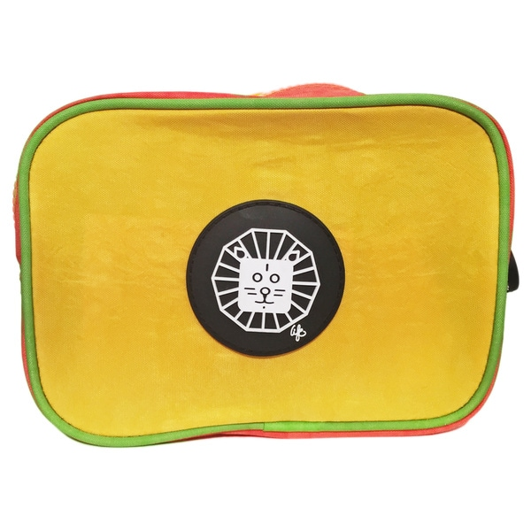big Love Small Square Lion Lunch Bag