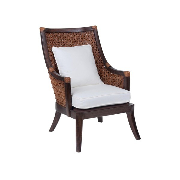 Vader Casual Black Brown Chair