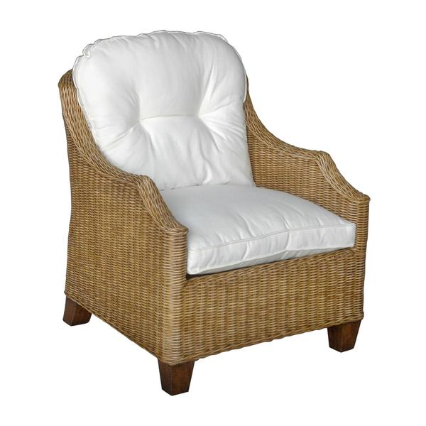 Waterloo Casual Tan Textured Chair