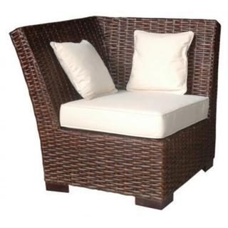 Whitby Casual Brown Chair