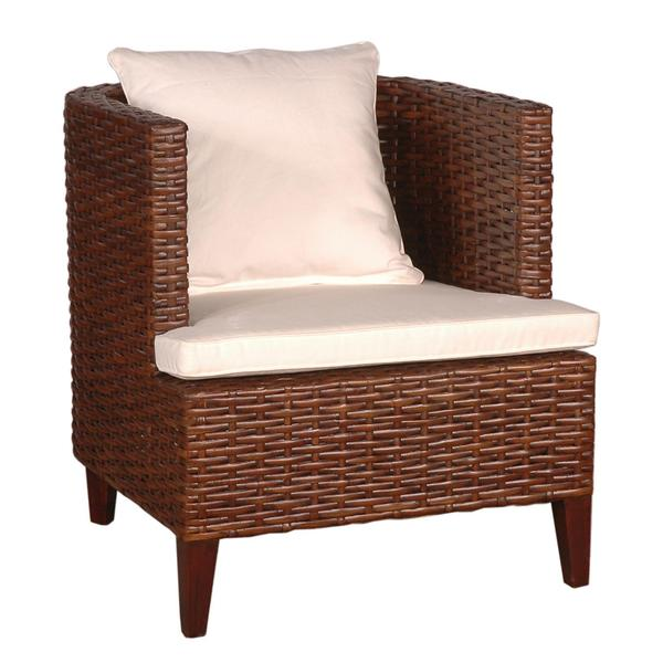Brantford Casual Brown Chair