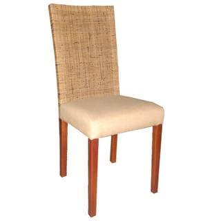 Arvada Casual Tan Textured Chair