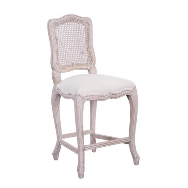 Antioch Antique Off White Counterstool