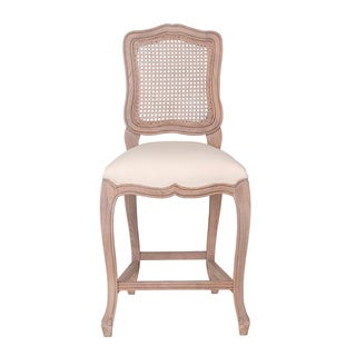 Antioch Antique Off-White Counterstool