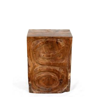 Wasco Contemporary Brown Stool