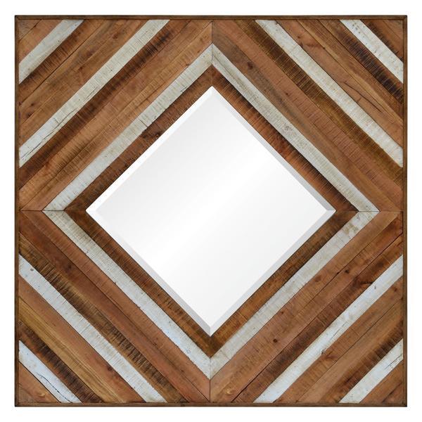 Bevelled Walsh Framed Wall Mirror