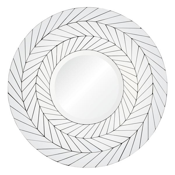 Bevelled Katia Framed Wall Mirror
