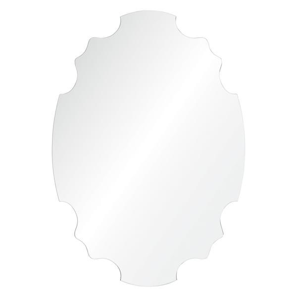 Jackson Unframed Wall Mirror