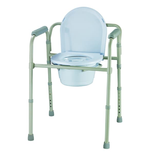 Roscoe Three-in-One Folding Commode