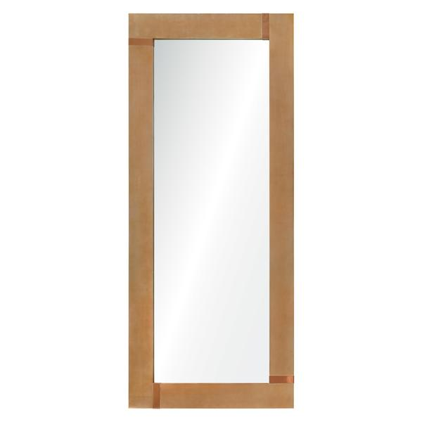 Weaver Framed Wall Mirror