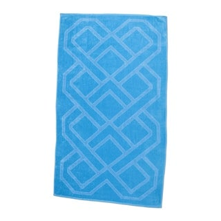 Geometric 70-inch Oversized Beach Towel (Set of 2)