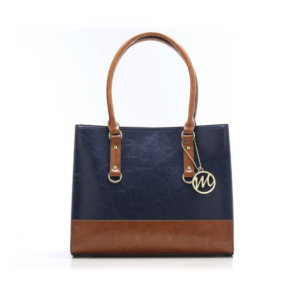 Emilie M Kimberley Two-tone Tote