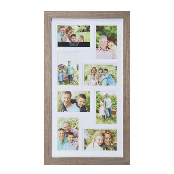 Melannco 8 Opening Picture Frame