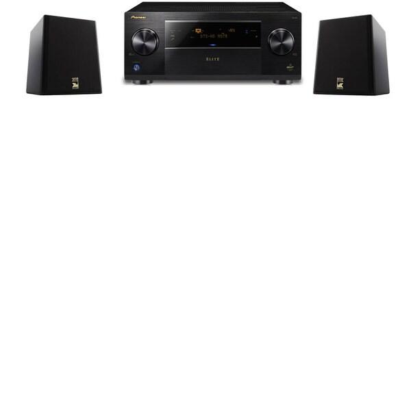 M&K Sound S150II Loudspeaker 2.0 Pioneer Elite SC-89