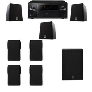 M&K Sound S150II Loudspeaker 7.1 X12 Pioneer Elite SC-89