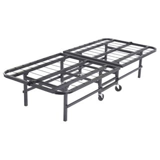 K & B 30-inch Folding and Rolling Bed