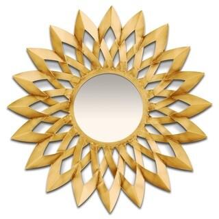 "Infinity Instruments 25"" Barcelona Gold Mirror"