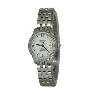 Tissot Women's T41118334 Le Locle White Watch