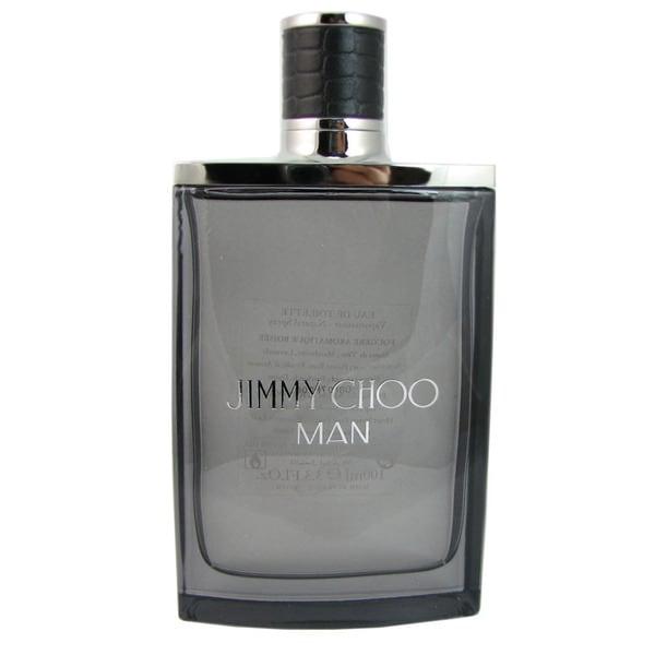Jimmy Choo Man 3.3-ounce Eau de Toilette Spray (Tester)