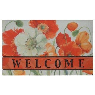 Mohawk Home Poppies Melody Doormat (18x30-inch)