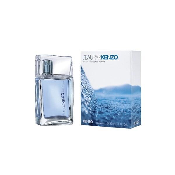 Kenzo L'Eau Par Kenzo Men's 1-ounce Eau de Toilette Spray