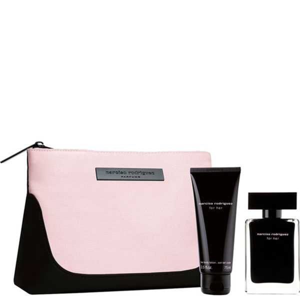 Narciso Rodriguez for Her Eau de Toilette 3-piece Gift Set