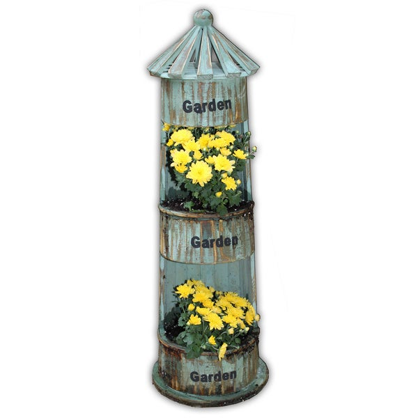 Lighthouse Planter