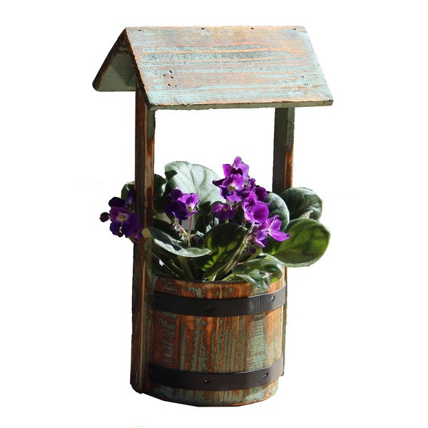 Small Well Planter