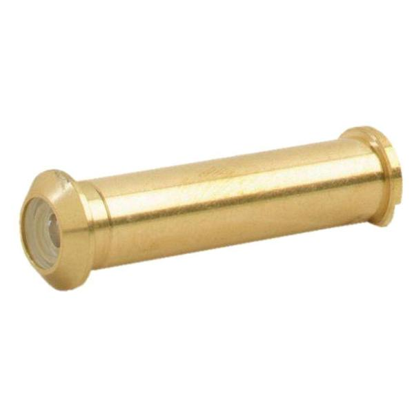 Schlage 120-Degree Brass Door Viewer