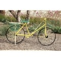 Multi Color Garden Bicycle Planter