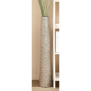 40-inch Ceramic Spouted Vase