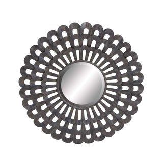 Scalloping Traditional Wall Mirror