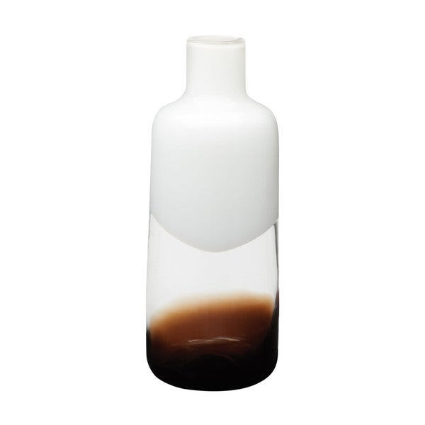 Dimond Home Milk And Chocolate Vase (Small)