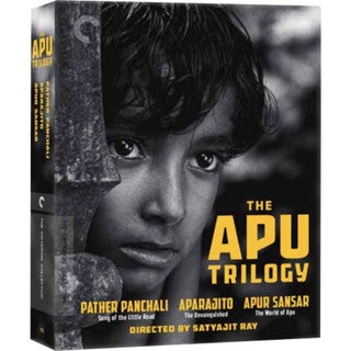 The Apu Trilogy Box Set (DVD) 16071802