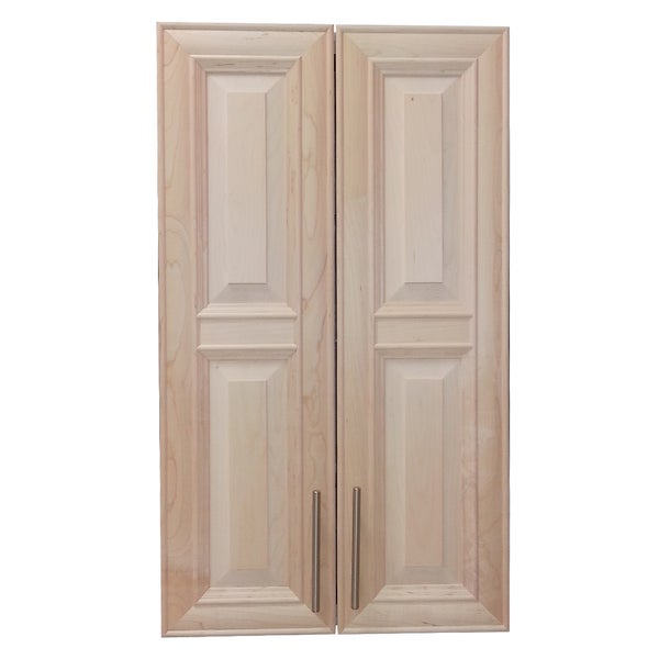 Donovan 38 Inch 2 Door Recessed Frameless Medicine Cabinet Overstock Shopping Big Discounts