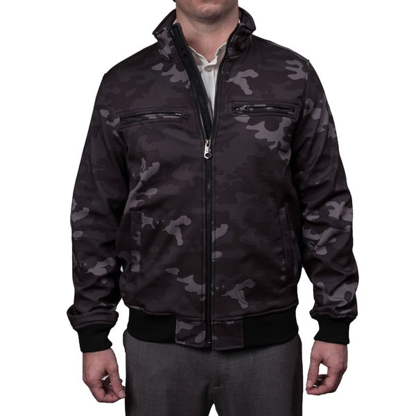 Buffalo Zip Front Bomber Jacket