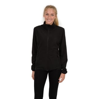 Champion Women's Two Sided Anti-pill Textured Microfleece Jacket