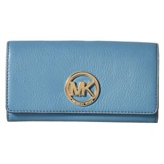 Michael Michael Kors Fulton Carryall Cornflower Wallet