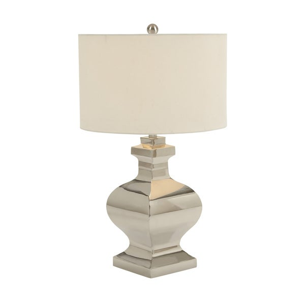Drum Shade Table Lamp