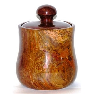 Multi Onyx Modern 7-inch Kitchen Canister