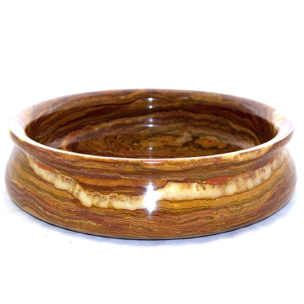 Multi Onyx 12-inch Fruit Bowl