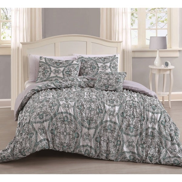Lana 4-piece Comforter Set