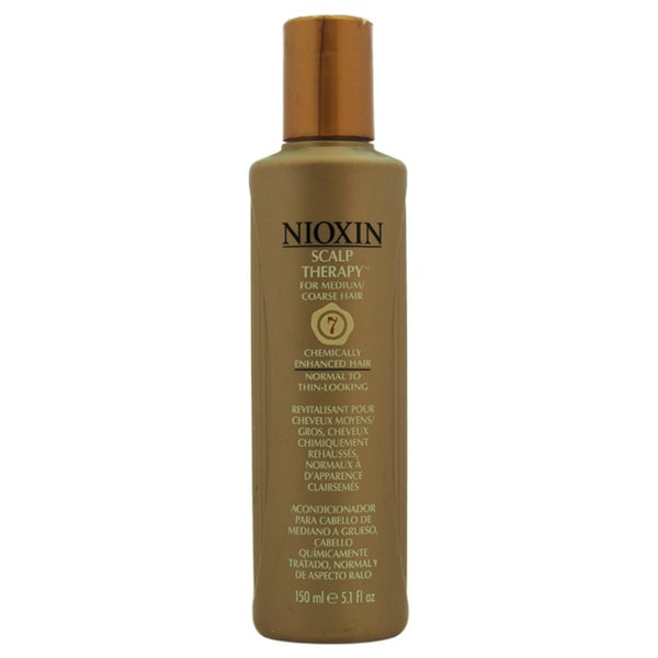 Nioxin System 7 5.1-ounce Scalp Therapy for Medium to Coarse Treated Normal-Thin Hair
