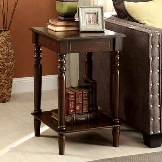 Living Room Square Accent Table