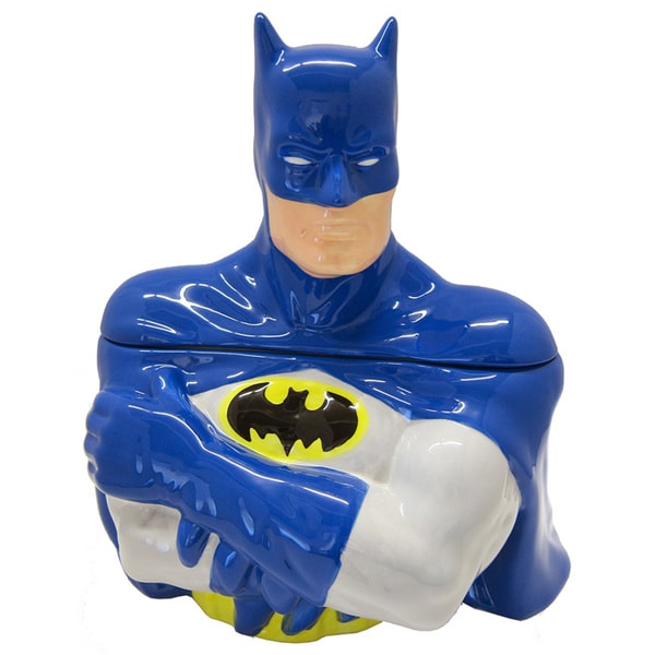 11-inch Ceramic Batman Cookie Jar 16075765
