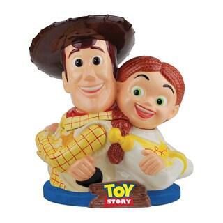 Woody & Jessy Toy Story Ceramic Cookie Jar