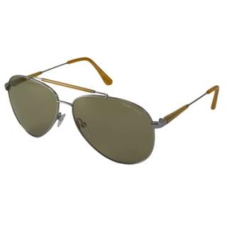 Tom Ford Men's TF378 Rick Aviator Sunglasses