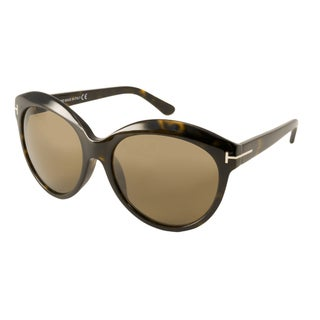 Tom Ford Women's TF9259 Round Sunglasses